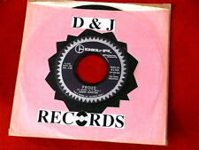 JOHNNY CRAWFORD~ PROUD~ RARE PURPLE LABEL~ LONESOME TOWN~ DEL FI~4193 ~ TEEN 45