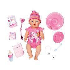 Zapf Creation 822005 - Baby Born Interactive, Puppe