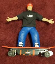 Planet Toys Board Sharks Rc Skateboarder No Remote Radio Control