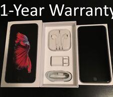 NEW iPhone 6S PLUS 32GB BLACK Straight Talk Verizon Total Wireless Tracfone ATT
