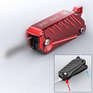 Motorcycle Aluminum Key Case Folding Flip Cover for Benelli BN600 BJ150 BJ300