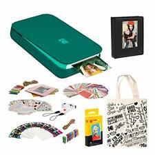 KODAK Smile Instant Digital Printer (Green) Photo Frames Kit
