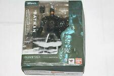 (S.H. Figuarts, Bandai Tamashi Nations) Batman Injustice Gods Among Us Figure