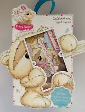 FIZZY MOON CELEBRATION TAGS & TOPPERS - Glittered Chipboard Shapes