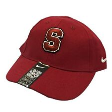 big sale 7f422 9ff9b Nike Stanford University Ball Cap Red Youth Size 12 24 Months