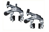 Shimano 105 BR-R7000 Bike Brake Calipers Silver Front & Rear Pair
