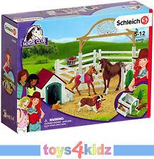 Schleich® HORSE CLUB Reiterhof & Co 42271 - 42458 zum Auswählen ** NEU / OVP **