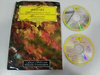 Mozart Conciertos piano 21 y 27 Sonatas Eschenbach - 2 X CD + Libro Gran Formato