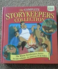 The Complete Storykeepers collection Hardback book.