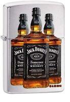 ZIPPO Feuerzeug Jack Daniels Bottles