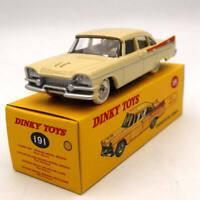 1:43 Atlas Dinky toys 191 Dodge Royal Seden Diecast Models Collection