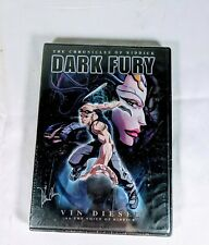 The Chronicles of Riddick - Dark Fury (Animated Dvd, 2004) (Vin Diesel) Sealed