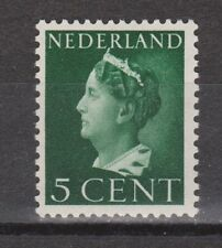 NVPH Netherlands Nederland nr 332 PF MNH Koningin Wilhelmina 1940-1947 Pays Bas