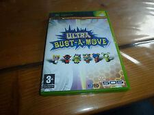 Jeu Ultra Bust a move pour console XBox