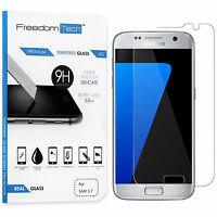 Premium Ultra Thin Tempered Glass Screen Protector Film For Samsung Galaxy S7