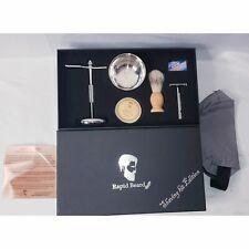 Rapid beard Shaving Kit for Men Wet Shave