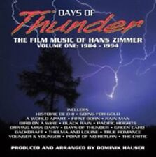 NEW Days of Thunder: Film Music of Hans Zimmer Vol #1 (Audio CD)