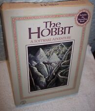 The Hobbit - A Software Adventure (1981, Apple II) Boxed Complete Addison-Wesley