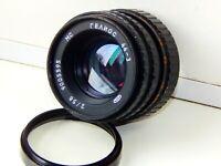 RARE MC HELIOS-44-3 2/58mm Russian SLR lens (Pentax, Praktica, Zenit) M42 EXC