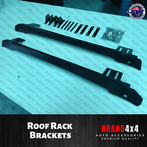 Roof Rack Rail Brackets for Roof Channel suits Hilux Triton D-Max Ranger Navara