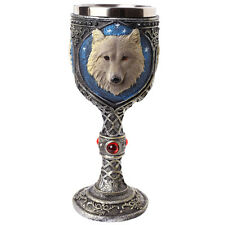 Wolf Goblet - Fantasy Collectable Decorative Ornament