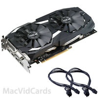 MacVidCards AMD Radeon RX580 4 GB GDDR5 Video Card Upgrade for Apple Mac Pro