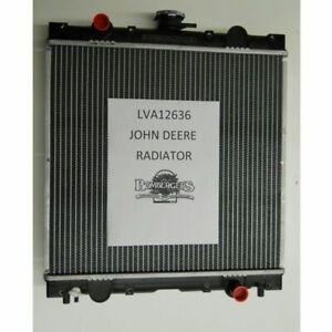 John Deere LVA12636 Radiator - 3120 3203 3320 3520 3720 4105