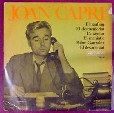 Pochette Téléphone 33 tours Joan Capri Espagne 1972