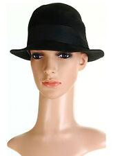 Felt Women's Bowler/Derby Vintage Hats