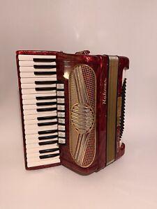 Hohner Cornelia III Piano Accordion Akkordeon Fisarmonica Harmonika
