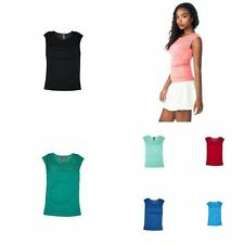 Unbranded Cap Sleeve Casual Tops & Shirts for Women