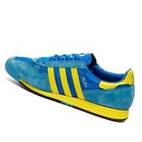 ADIDAS MENS Shoes SL 80 OG - Blue & Yellow - FV4029