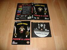 LOONEY TUNES PERRO & LOBO DE INFOGRAMES - WARNER BROS PARA PC USADO COMPLETO