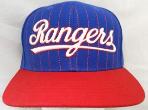 Texas Rangers MLB American Needle Cooperstown Collection adjustable cap/hat