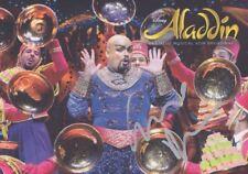 ENRICO DE PIERI Aladdin Autogrammkarte orignal signiert IN PERSON Autogramm