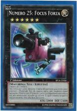 YU-GI-OH! NUMERO 25: FOCUS FORZA SP14-IT026 COMUNE THE REAL_DEAL SHOP