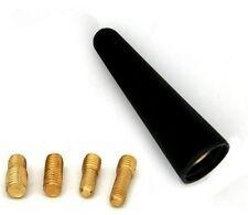 ANTENNA CORTO NERA RICEZIONE 100% 5cm 5 cm MERCEDES SLK CLK CLASSE R S