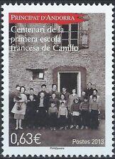 andorra ca 2013 andorre Centennial first French school Canillo ecole francaise 1