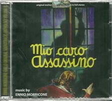 NEW Still Sealed CD - MIO CARO ASSASSINO - Ennio Morricone - Digitmovies