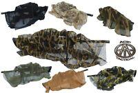 Rifle Sniper Veil Camouflage Netting Mesh Gun Wrap Material - Camo Patterns