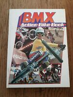 Bmx Action Bike Hardback Book Halfords Vintage