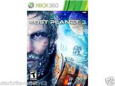 ** BRAND NEW ** LOST PLANET 3 (Xbox 360, 2013)