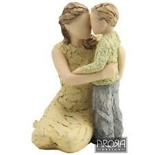More Than Words MTW MY BOY My Boy Figurine  Mother & Son  Gift  NEW