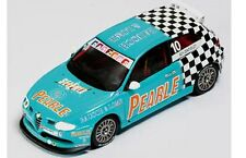 Spark S0484 Alfa Romeo 147 GTA CUP Die Cast coche Pearle Selenia ZENTVELDT 1:43rd