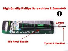 High quality Phillips screwdriver 2.0mm #00 for Apple macbook pro and PC Laptop