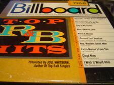BILLBOARD TOP R&B HITS 1968  LP PROMO SEALED