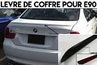 LAME COFFRE SPOILER BECQUET LEVRE AILERON pour BMW E90 SERIE 3 05-2011 335d M M3