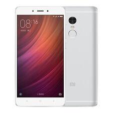 Xiaomi REDMI Note 4 Dual SIM 32gb Smartphone Mobile 4g LTE GSM Unlocked Silver