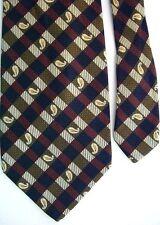 "GAP Men's Silk Paisley Neck Tie Blue 3 7/8"" x 58"""