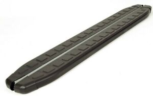 RUNNING BOARD SIDE PROTECTOR STEP FULL FIT FOR INFINITI FX35 FX45 2004>UP BLACK